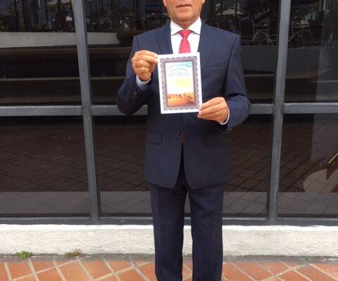 Ya lista edición en español del libro »El cinturón económico de la Ruta de Seda» por el Embajador Kasim Asker Hasan
