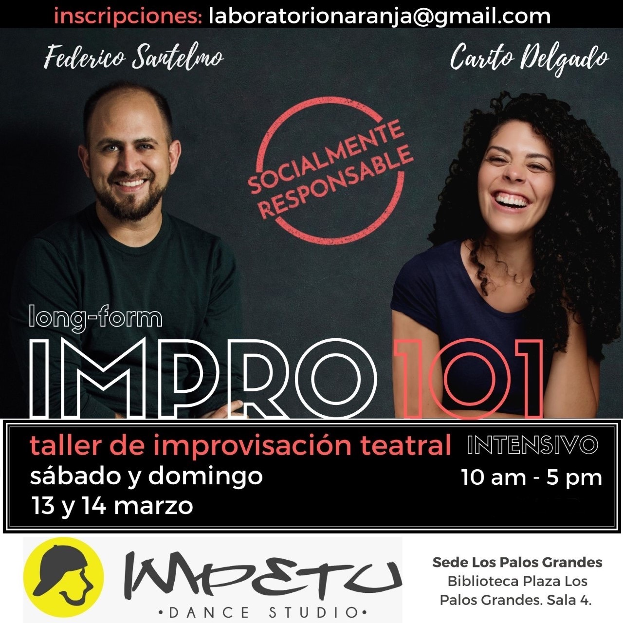 El Arte de la Improvisación Teatral