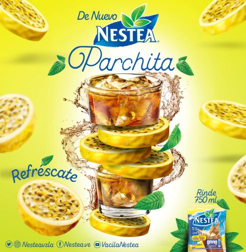 ¡Nestea® Parchita regresa!