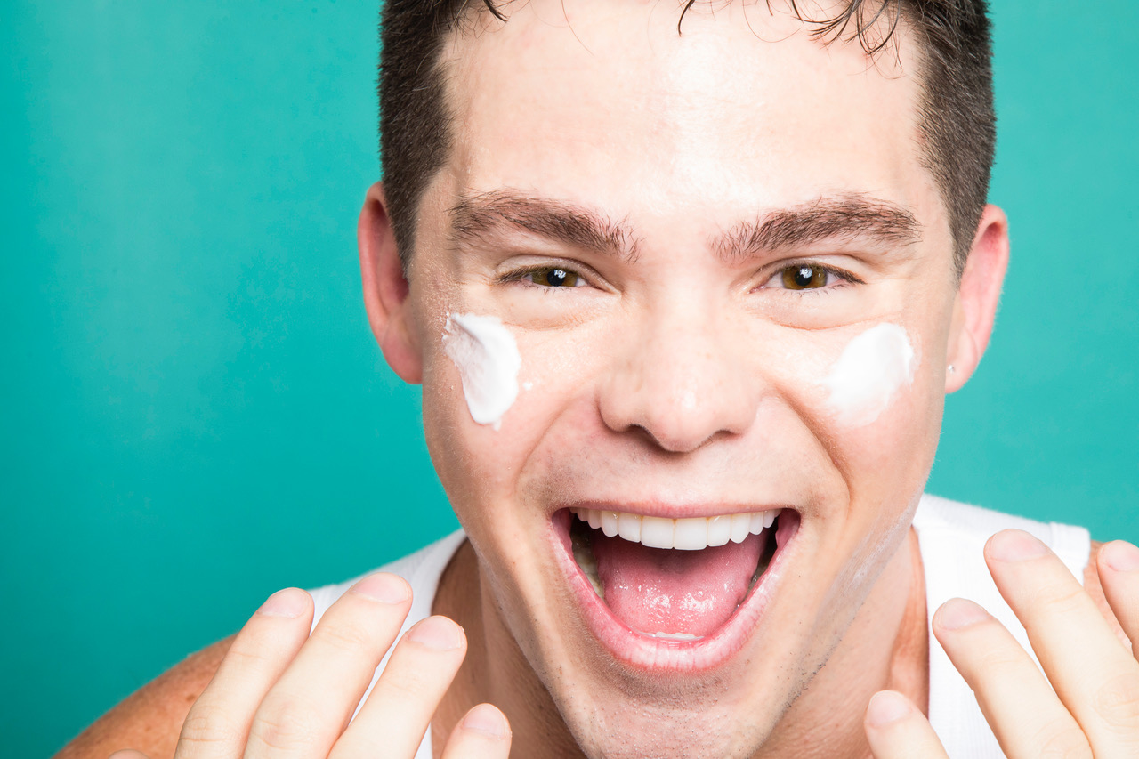 Willy Martin revela su secreto para una piel siempre joven