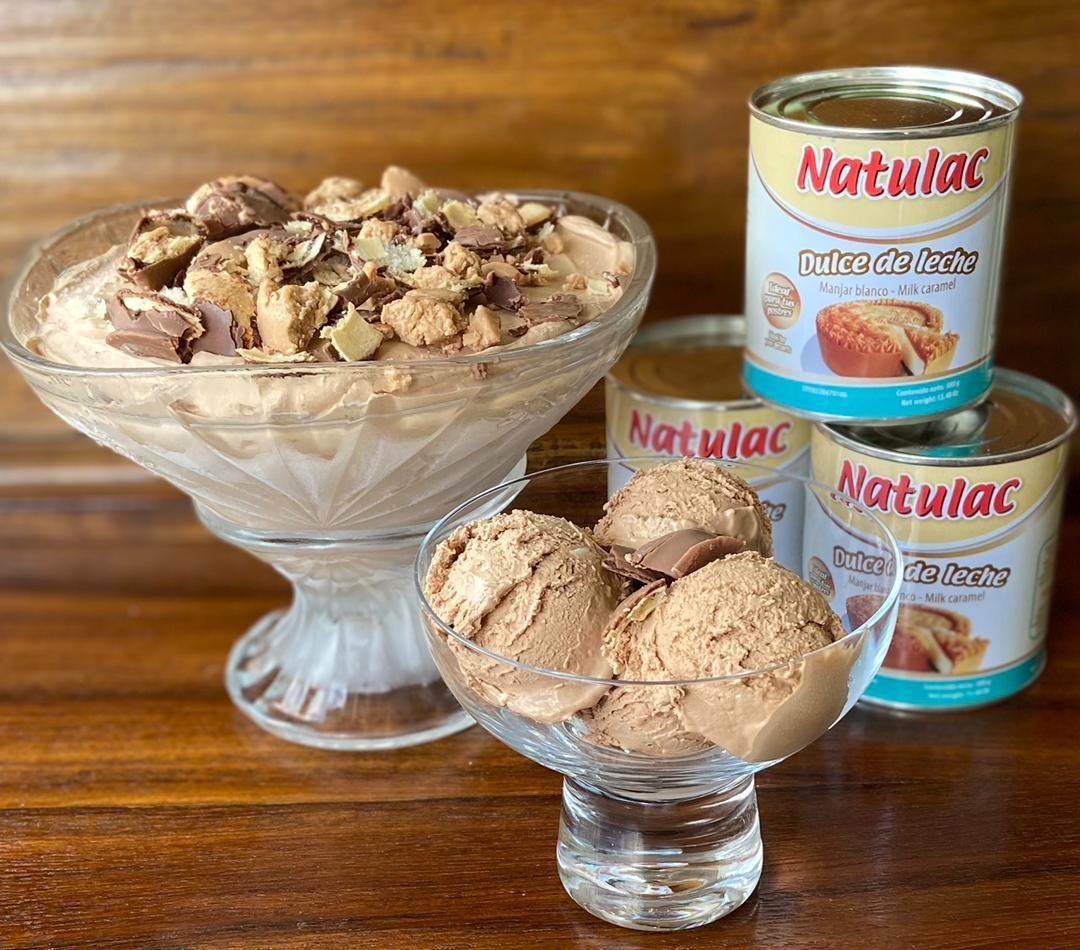 Dulce de leche de Natulac: versatilidad con calidad de exportación