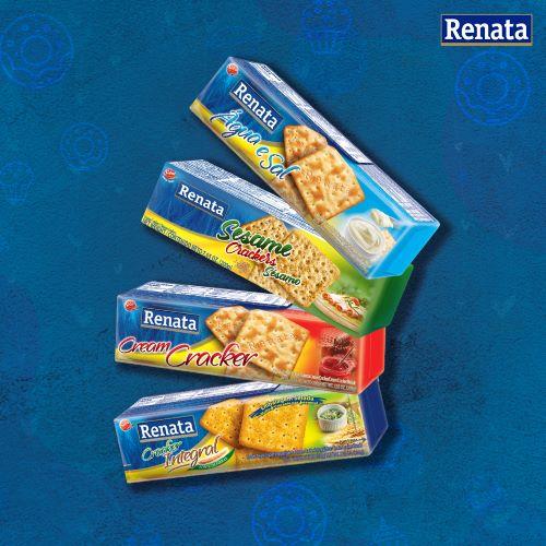 Galletas Saladas Crackers de Renata
