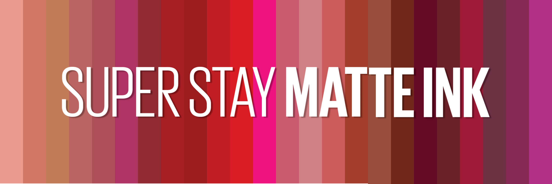 – SuperStay Matte Ink de Maybelline New York, elige tu tono ideal y te sentirás radiante