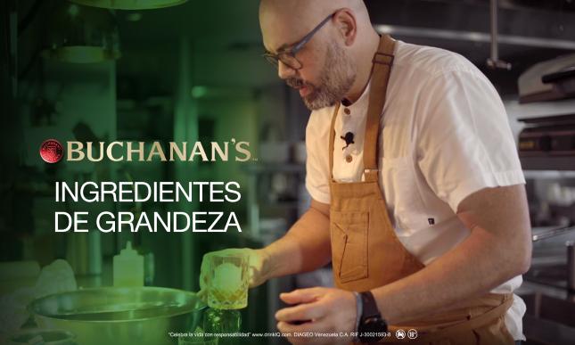 Buchanan's te invita a descubrir los Ingredientes de Grandeza