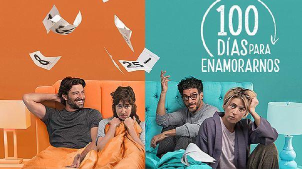 """Televén apuesta a la comedia romántica con """"100 días para enamorarnos"""""""