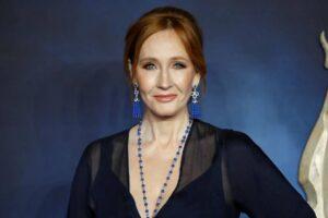 El nuevo libro infantil de JK Rowling llegará en Octubre