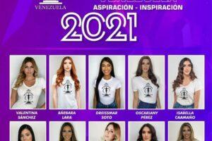 La prensa se reunió digitalmente con los aspirantes a Miss y Mister Supranational Venezuela