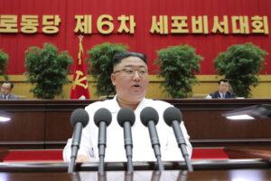 Discurso de clausura pronunciado por el Máximo Líder Kim Jong Un en la VI conferencia de secretarios de célula del PTC