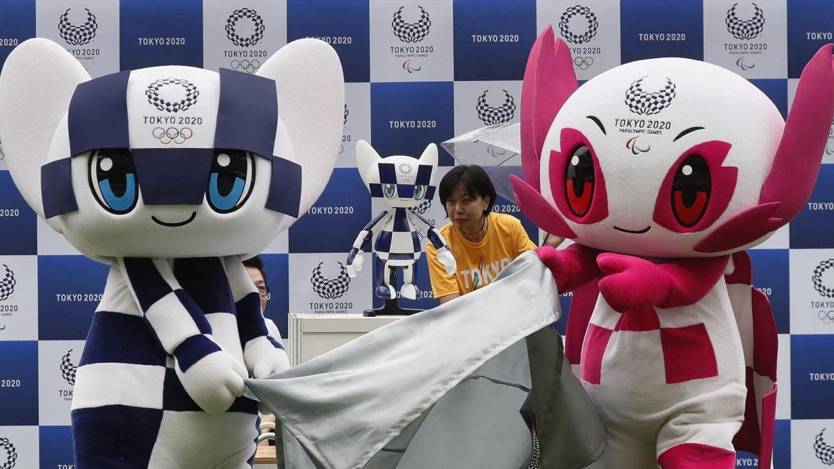 Juegos Olímpicos Tokyo 2020 Presentan a los robots mascotas para los Juegos Olímpicos de Tokyo 2020