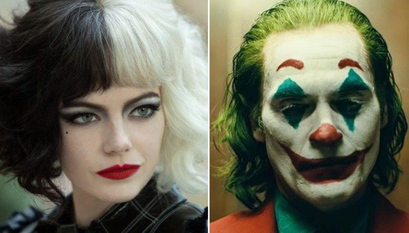 Cruella  es muy diferente de Joker: Emma Stone se ríe de las comparaciones