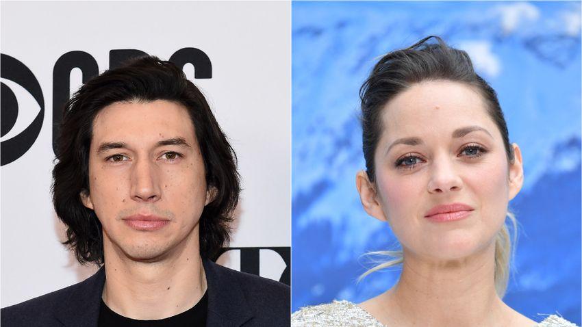 Cannes 2021: Adam Driver y Marion Cotillard  abrirán festival de cine en Julio
