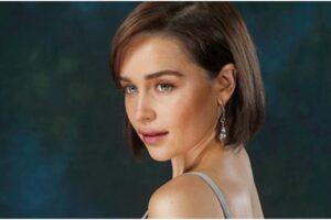 Emilia Clarke se sincera sobre el cómic SUPERHUMAN