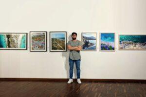 """Adonis Saab presenta la exposición """"Saab Visual"""""""