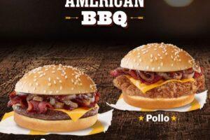 McDonald's presenta su nueva hamburguesa American BBQ