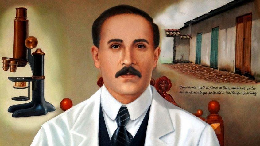 LA PANTALLA DE VENEVISIÓN SE LLENA DE JÚBILO POR LA BEATIFICACIÓN DEL DR. JOSÉ GREGORIO HERNÁNDEZ