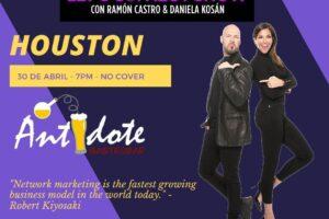 Ramón Castro y Daniela Kosan: Los reyes del networking
