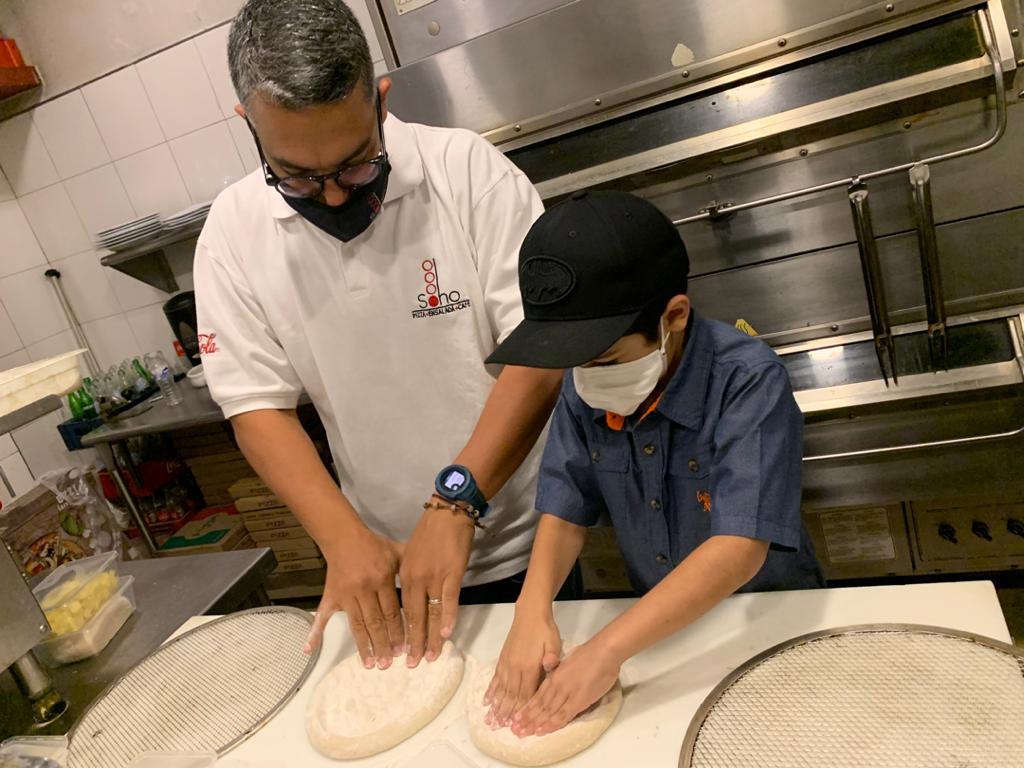 Soho American Gourmet lleva la diversión de la cocina a los más pequeños de la casa con su kit de pizza