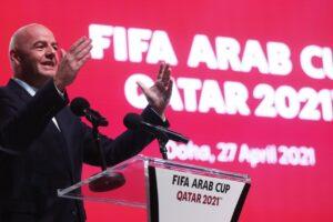 El sorteo de la Copa Árabe de la FIFA Qatar 2021™ prepara el terreno para un fabuloso torneo