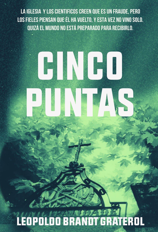 """Leopoldo Brandt Graterol: """"Cinco Puntas está escrita de forma irreverente y combina elementos de romance, misterio y thriller"""""""