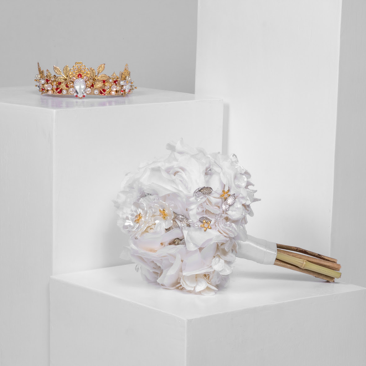Jacqueline Martin: El arte eterno de un Bouquet