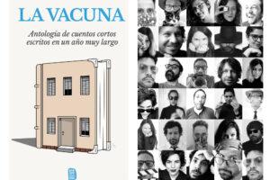 Bandapalabra celebra la llegada de La vacuna literaria