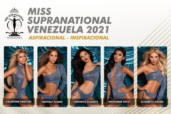 Miss y Mister Supranational Venezuela 2021 en cuenta regresiva