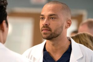 Jesse Williams sale de Grey's Anatomy después de 11 años