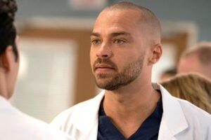 Jesse Williams sale de Grey's Anatomy después de 11 años