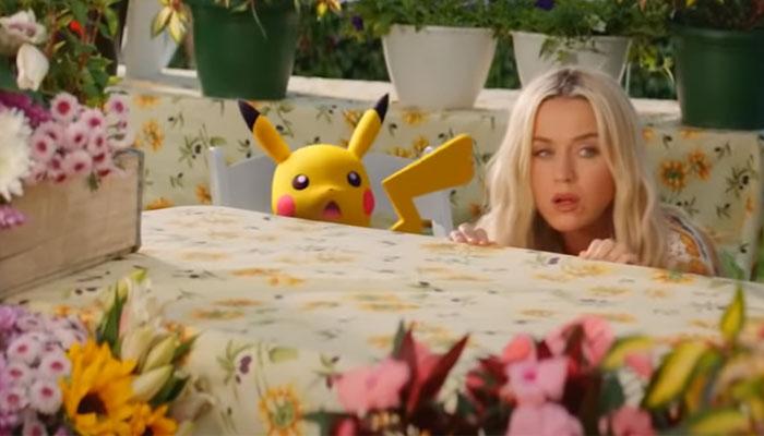Katy Perry lanza el sencillo oficial de Pokémon 'Electric'