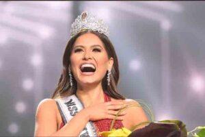 Andrea Meza, de México, fue coronada Miss Universo