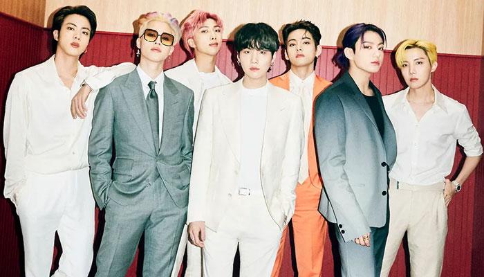 BTS hace historia con el video musical de 'Butter' horas después de su debut