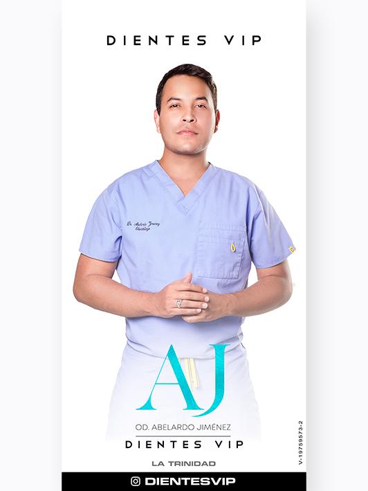 Abelardo Jiménez y sus Dientes VIP