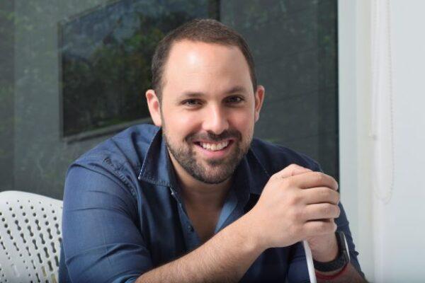 Jorge Makriniotis quiere hacer de Venezuela el mejor país posible