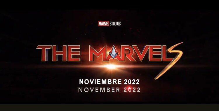 Marvel celebra las películas con adelanto de la Fase 4 del MCU