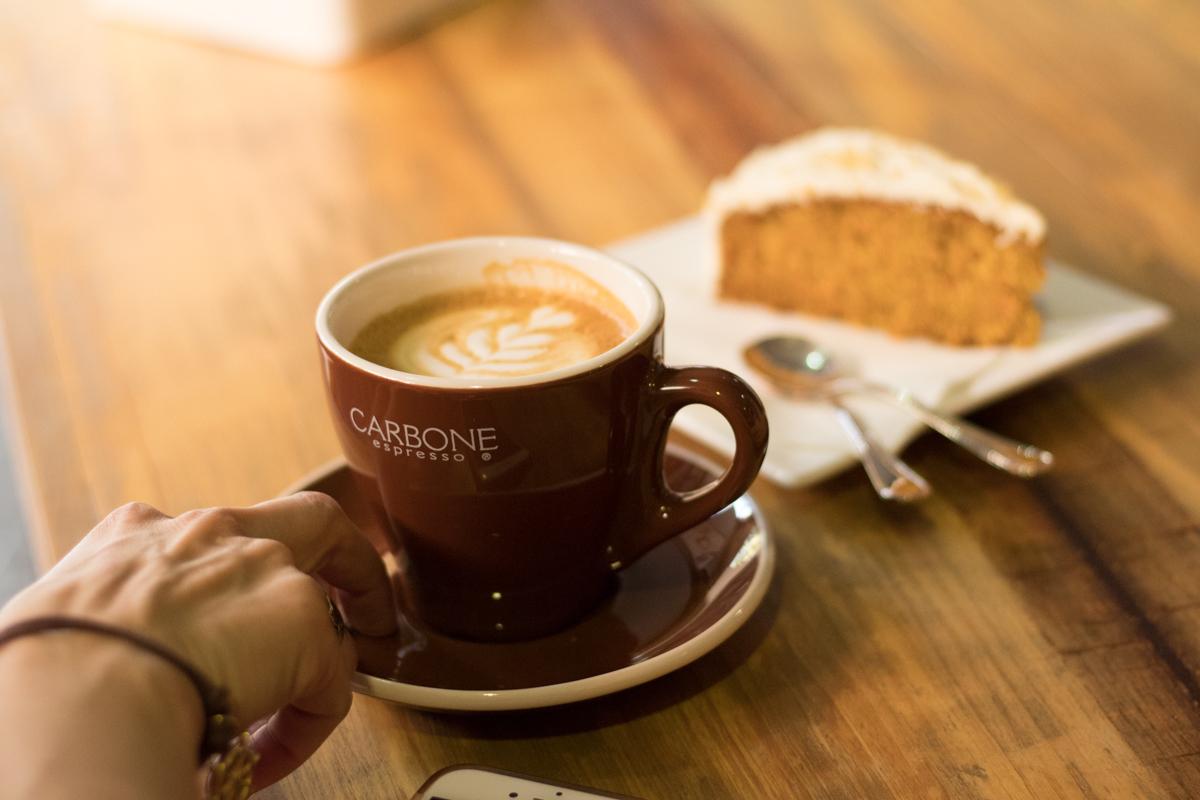Carbone Espresso con nuevo menú y nueva Esquina