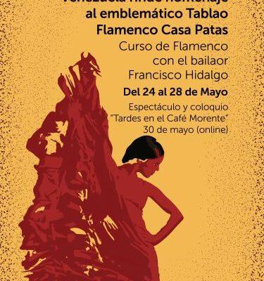 La Embajada de España en Venezuela rinde homenaje al emblemático Tablao Flamenco Casa Patas