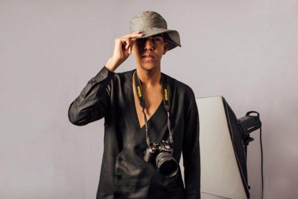 Abel Barrios, un fotógrafo caraqueño con ínfulas globales