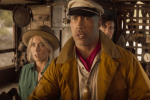 JUNGLE CRUISE, de Disney, con Dwayne Johnson, Emily Blunt y Edgar Ramírez, llega en julio a los cines de Venezuela
