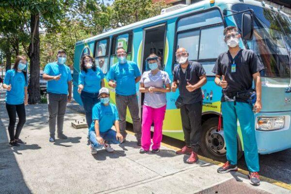 Panabus 5 años recorriendo las calles de Caracas