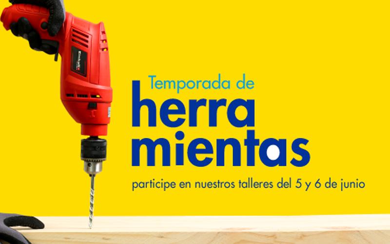 EPA invita a disfrutar la Temporada de Herramientas  con talleres virtuales