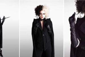 Así Emma Stone se convierte en Cruella