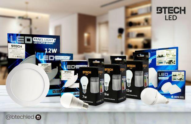 BTECH LED moderniza el mercado venezolano con su amplia gama en iluminación