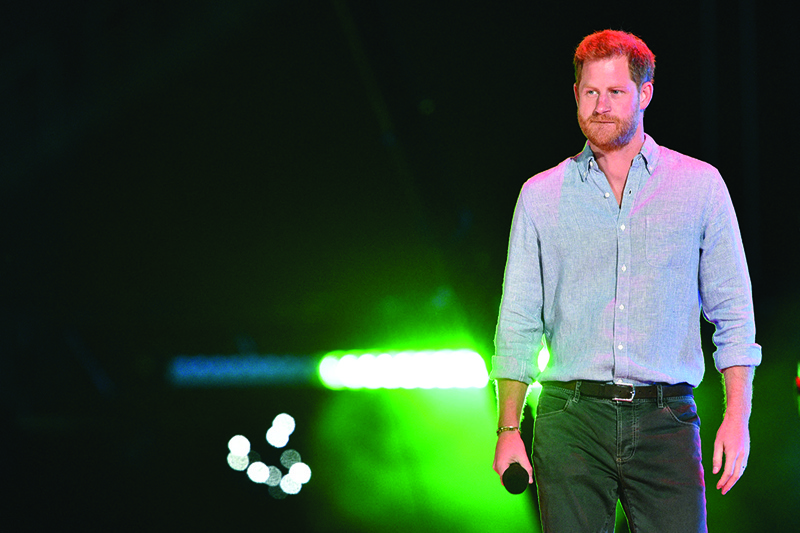El Príncipe Harry y J-Lo lideran el concierto de 'Vax Live' en Los Ángeles