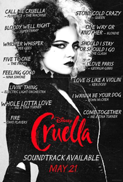 Florence + The Machine intepreta «Call me Cruella», canción original para la nueva película de Disney