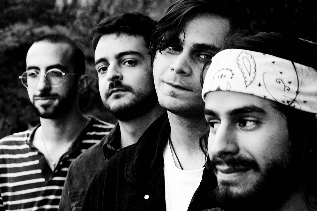 """The Lot debuta en la escena del rock nacional con """"F6PM Ruckus"""" Recibidos"""