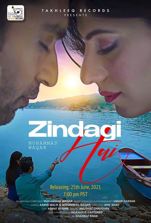 El 25 será el lanzamiento oficial de ZINDAGI HAI