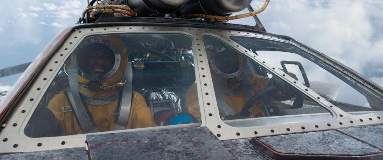 Rápidos y Furiosos 9 de Universal Pictures estrena este 25 de junio y viajaremos con ellos al Espacio