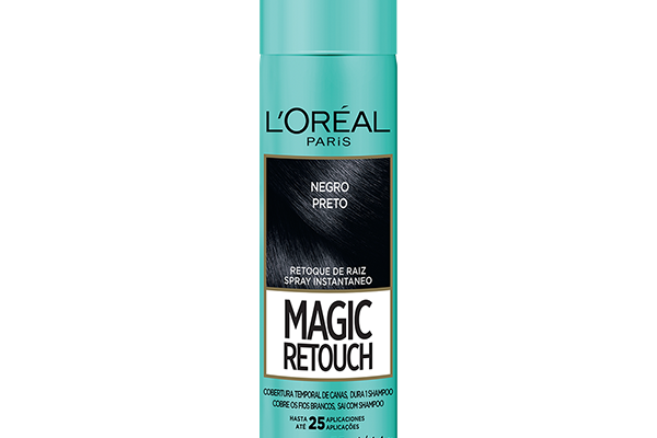 L'Oréal Paris presenta Magic Retouch un novedoso producto de coloración instantánea en tan solo 3 segundos