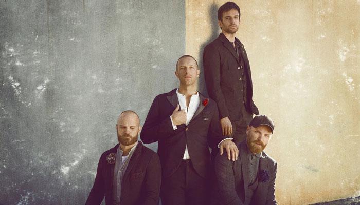 Coldplay se prepara para el especial del 4 de julio de Macy's en Nueva York