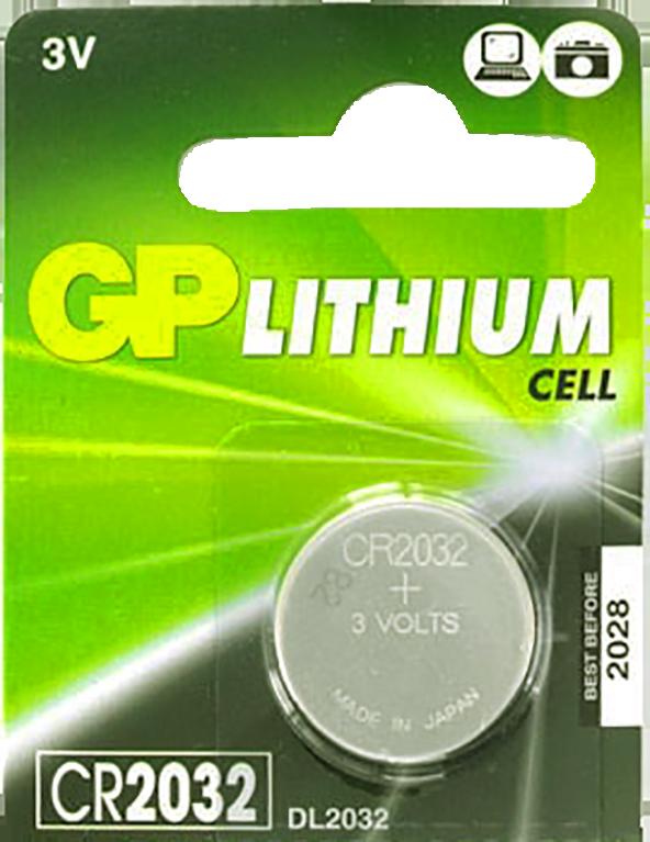 PILAS LITIO DE GP BATTERIES  Potencia superior y energía duradera